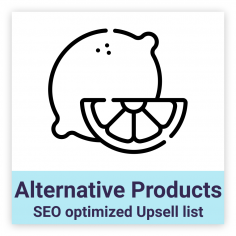 Alternative products
